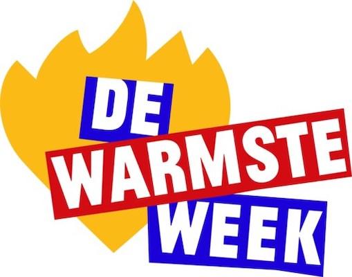 """Acties """"De Warmste Week 2019"""" Ten voordele van Het Blauwe Kruis Kust"""