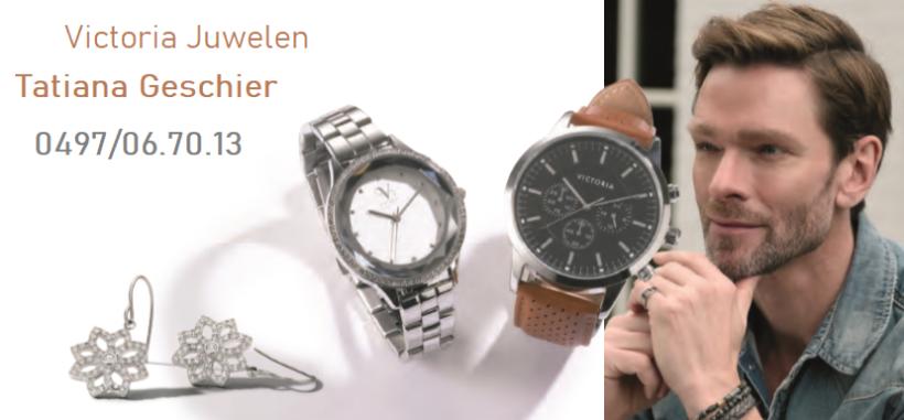 25 april 2020: Jaarlijkse *Verwennamiddag* met Tupperware & Victoria Juwelen