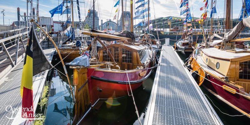 29 mei > 1 juni 2020: Oostende voor Anker – Met Ensor in zee!